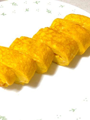 【冷凍作り置き】卵焼き【弁当】