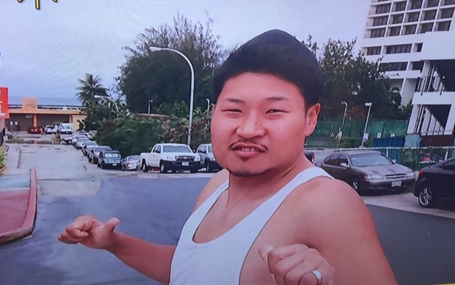 ラグビー稲垣啓太選手の笑顔イラストや写真、変顔画像が可愛いと