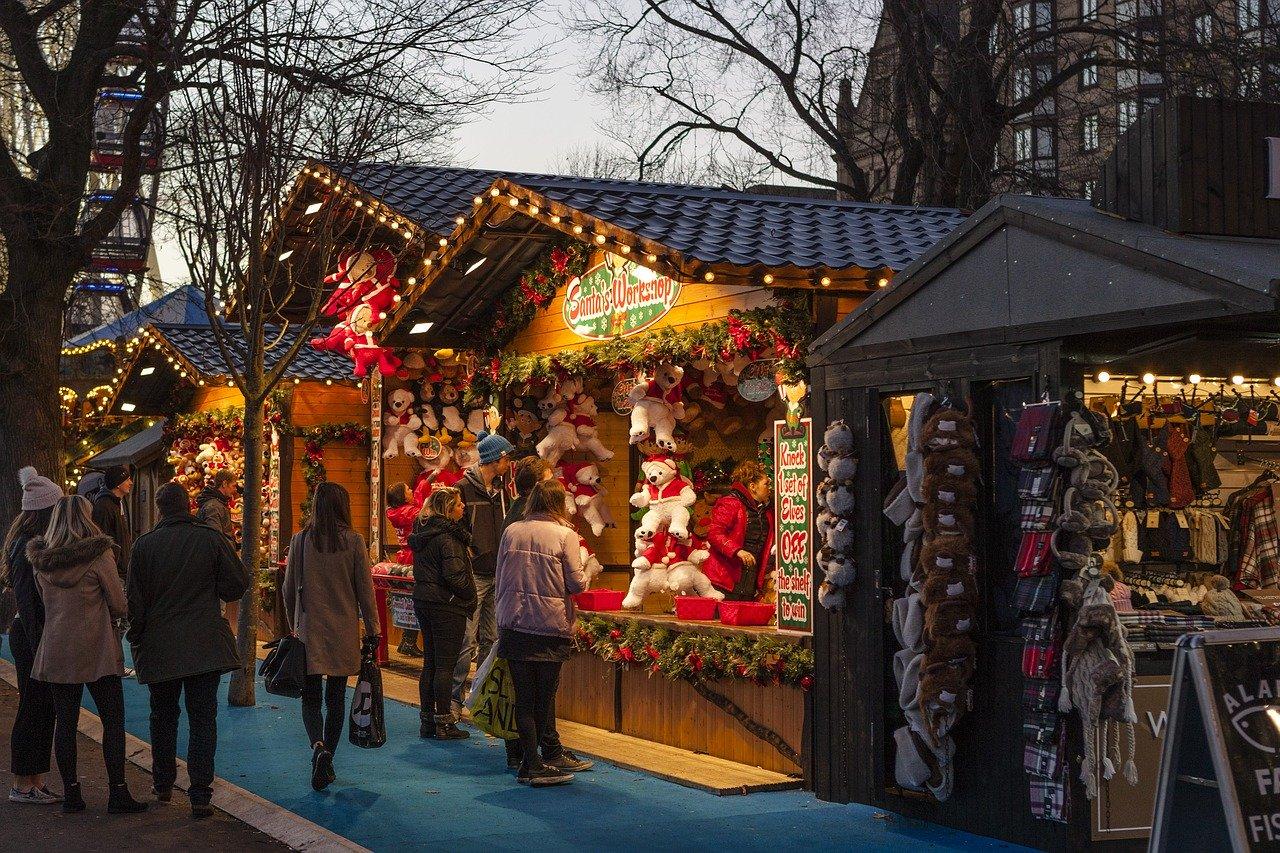横浜赤レンガ倉庫クリスマスマーケット2019混雑状況や駐車場情報は?