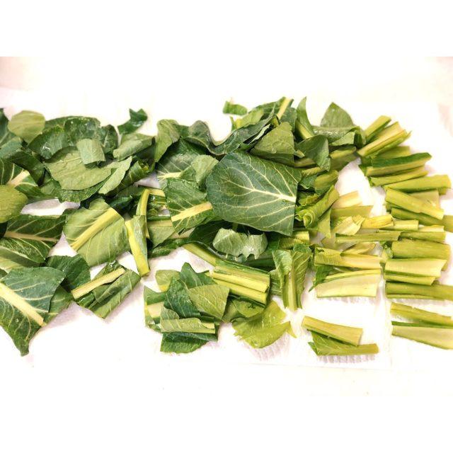 小松菜 冷凍保存