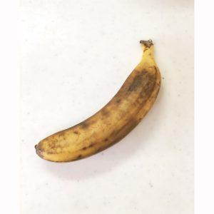 バナナ 長期保存 3週間後